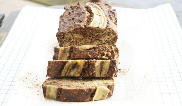bananen-choco-cake