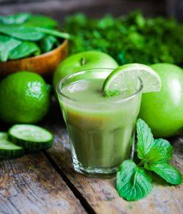 Tip: Maak dagelijks een sapje van groenten met ontgiftende eigenschappen!
