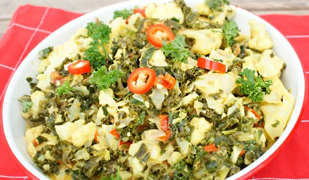 bloemkool-curry