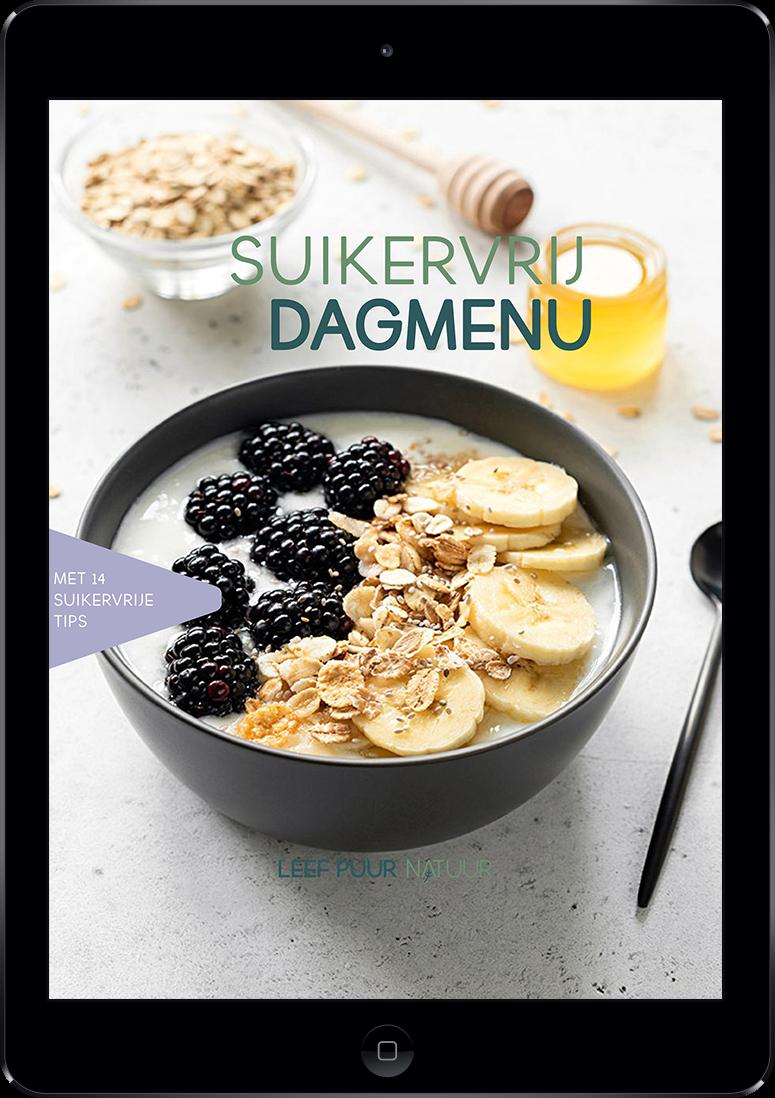 Suikervrij Dagmenu - Leef Puur Natuur